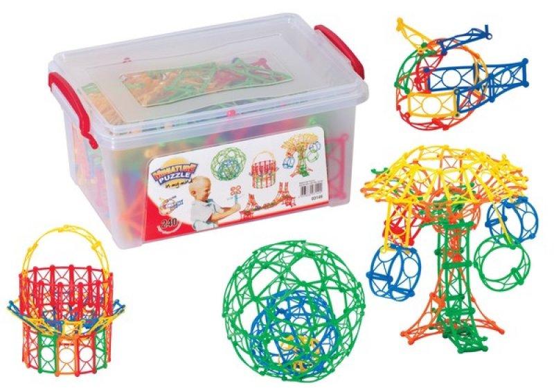 Dede - Minyatür Puzzle 240 Parça - Kutulu