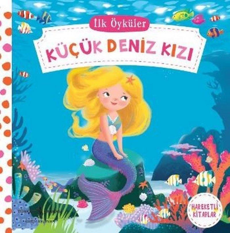 Küçük Deniz Kızı Hareketli Kitap