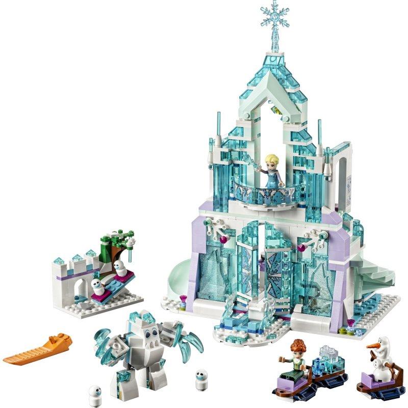 Lego Disney Frozen Elsa Nin Sihirli Buz Sarayi 701 Parca 43172