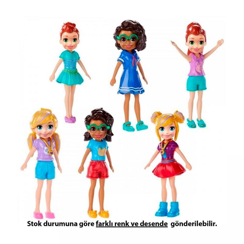 Mattel Polly Pocket Figürleri (1 Adet)