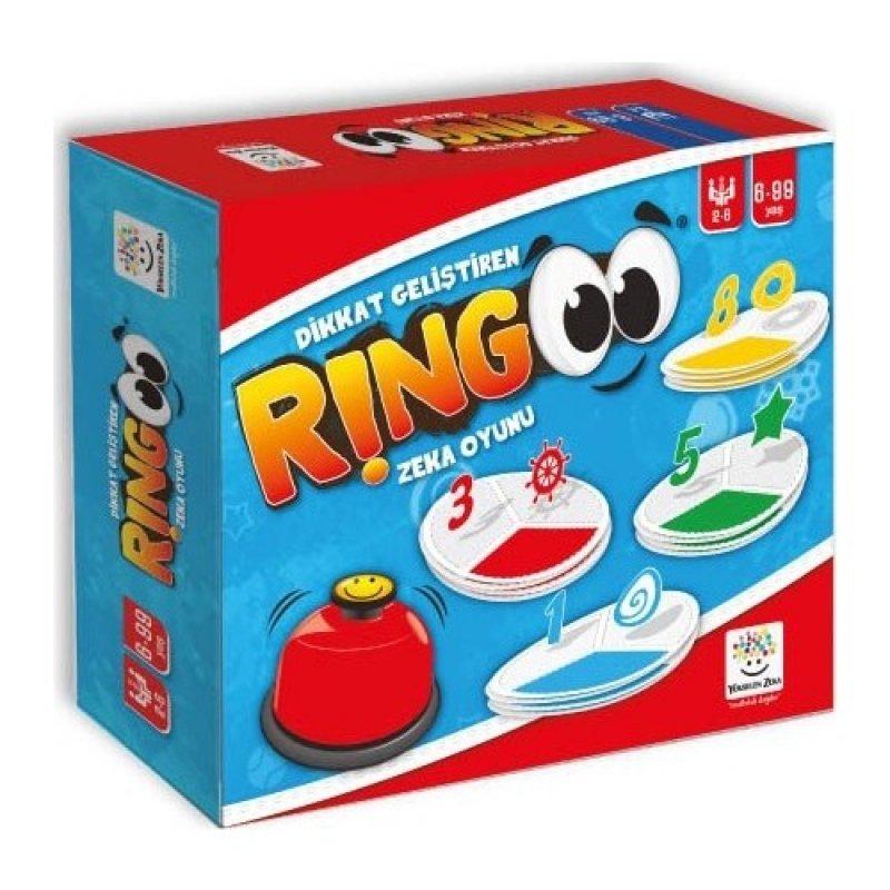 Ringoo Dikkat Geliştiren Zeka Oyunu