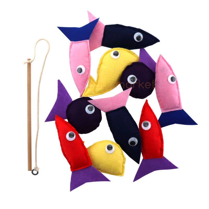 Balık Tutma Oyunu (Sensory Kids)