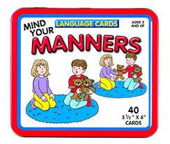 Uygun Davranış Kartları (Mind Your Manners (3 )