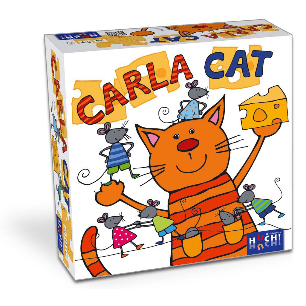 Kedi Ve Fareler (Carla Cat) Yaş:4-99