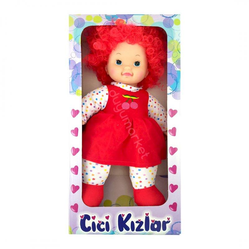 Cici Kızlar - Kiraz Bebek - 45 Cm