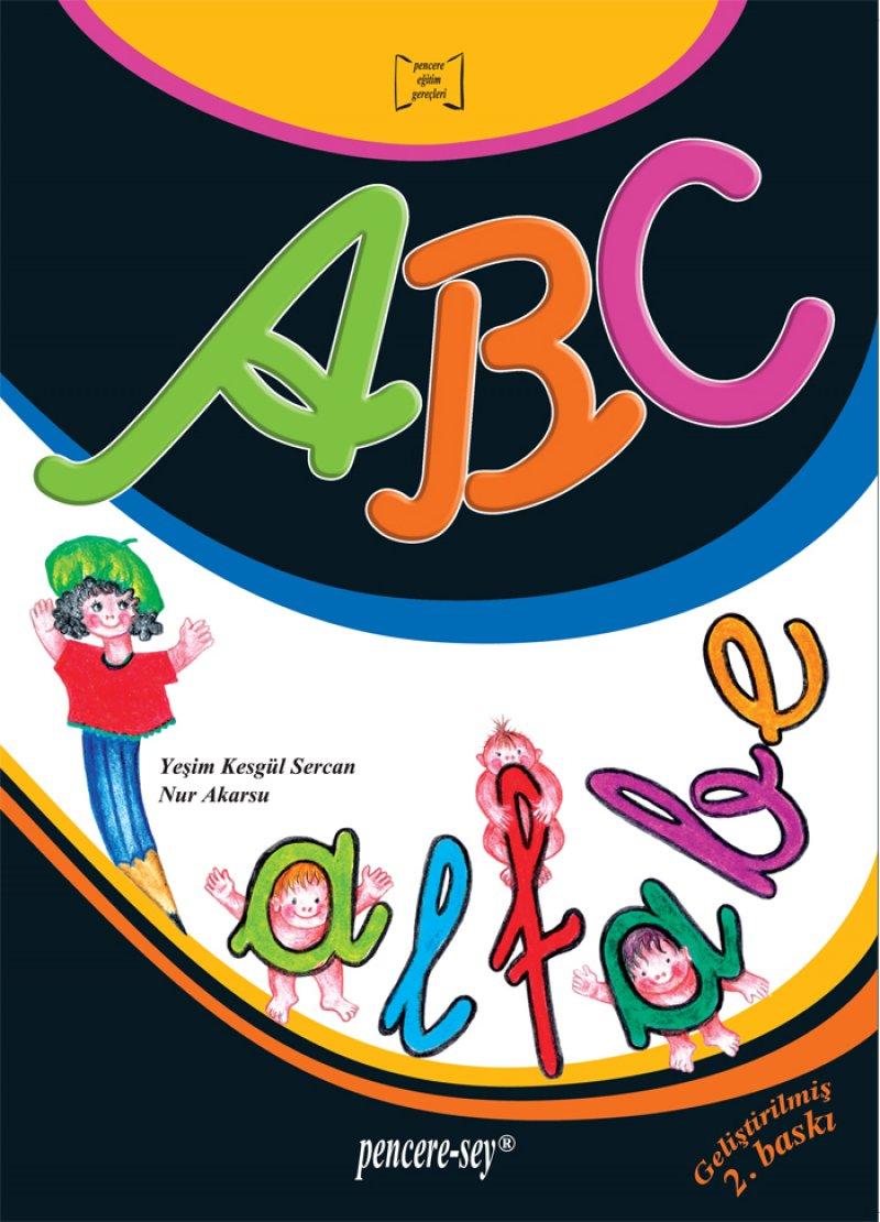 A B C Alfabe