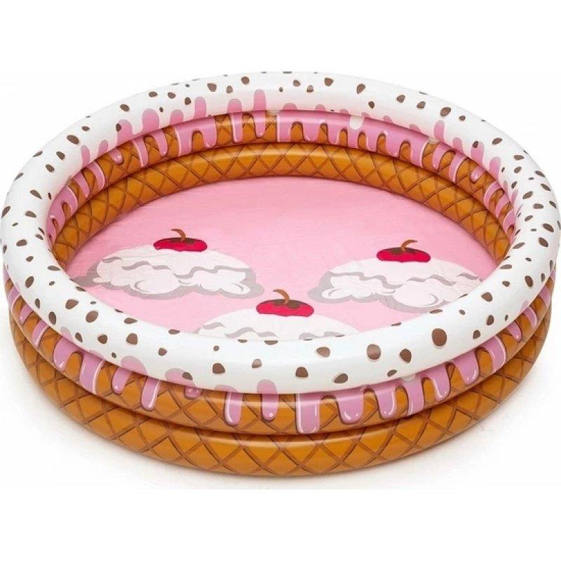 Bestway Pastalı Çocuk Havuzu 3 Halkalı 160x38 51144