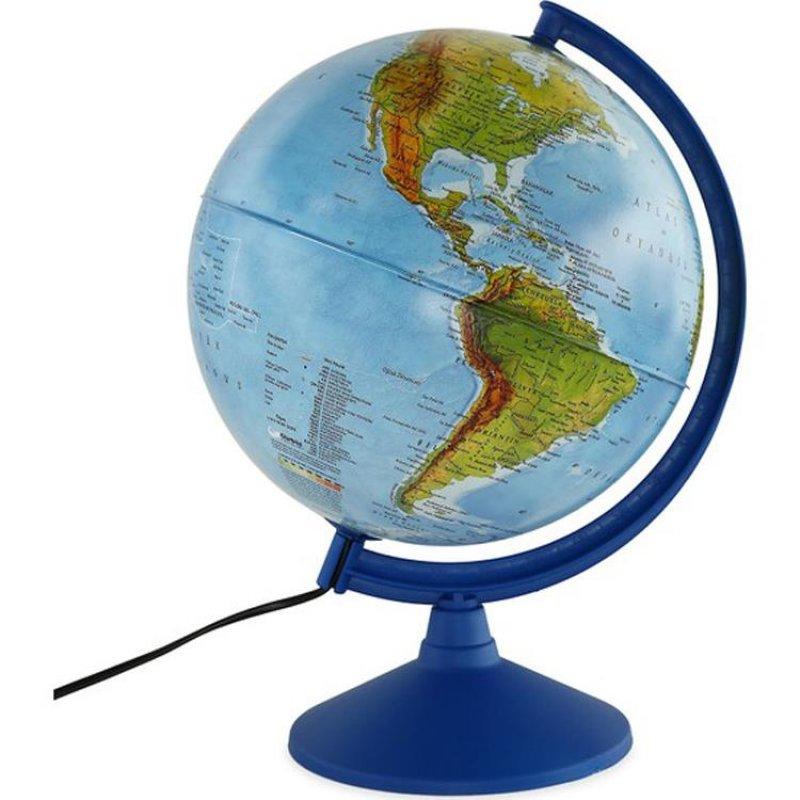Işıklı Siyasi Dünya Modeli 30 Cm