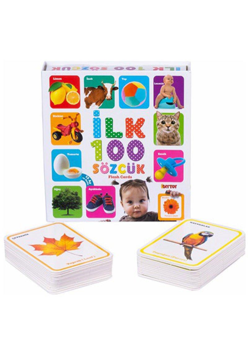 İlk 100 Sözcük Flash Cards