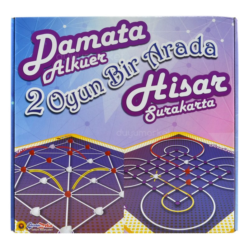 Hisar & Damata Oyunu 2 Oyun 1 Arada