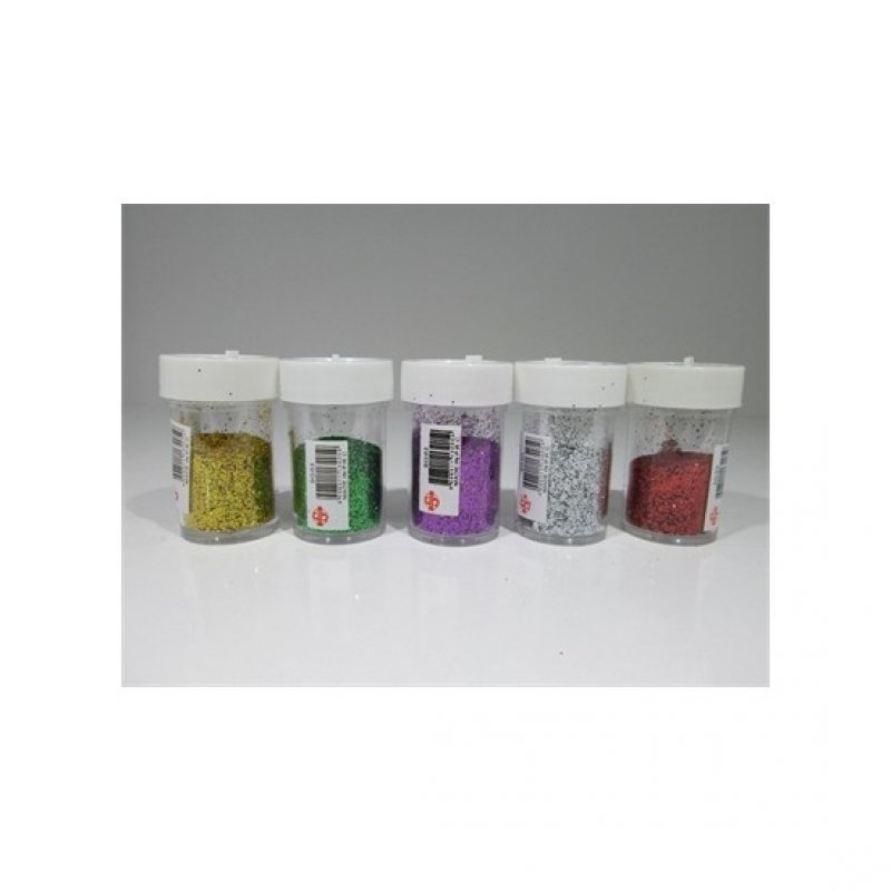 Toz Sim Karışık Renkler 8 Gr