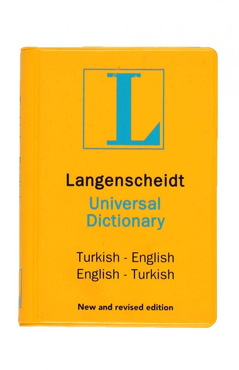 Langenscheidt's Türkçe-İngilizce/İngilizce-Türkçe Sözlük