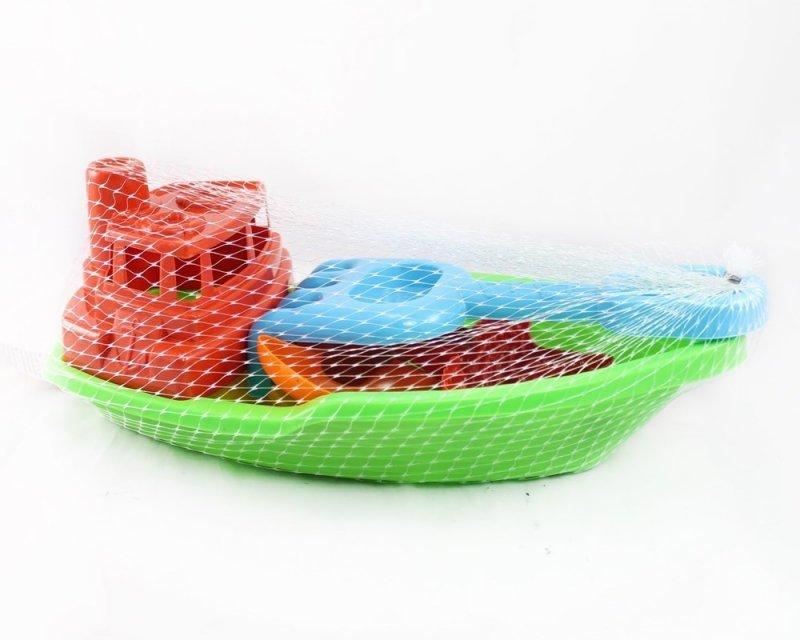 Balıkçı Teknesi 5 Parça (Ebt - 101)