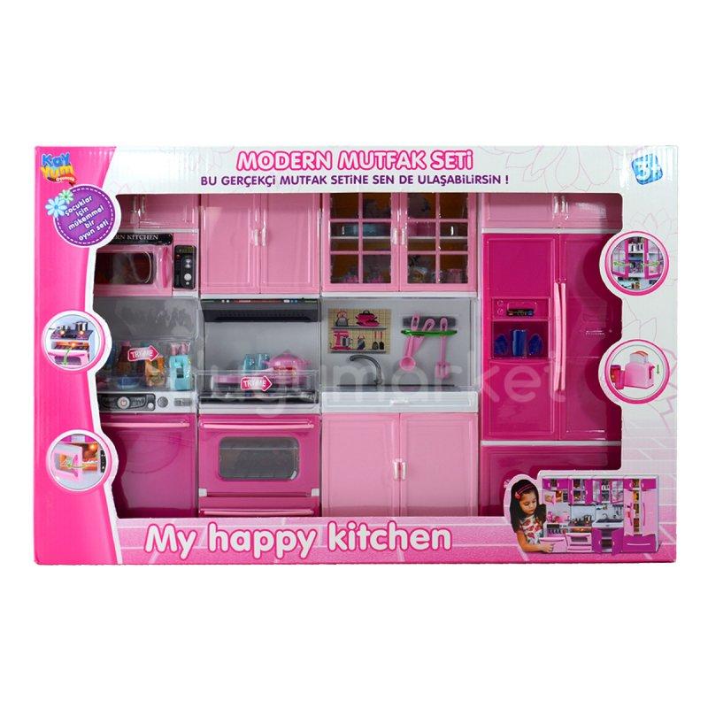 4'lü Modern Mutfak Setim 3836
