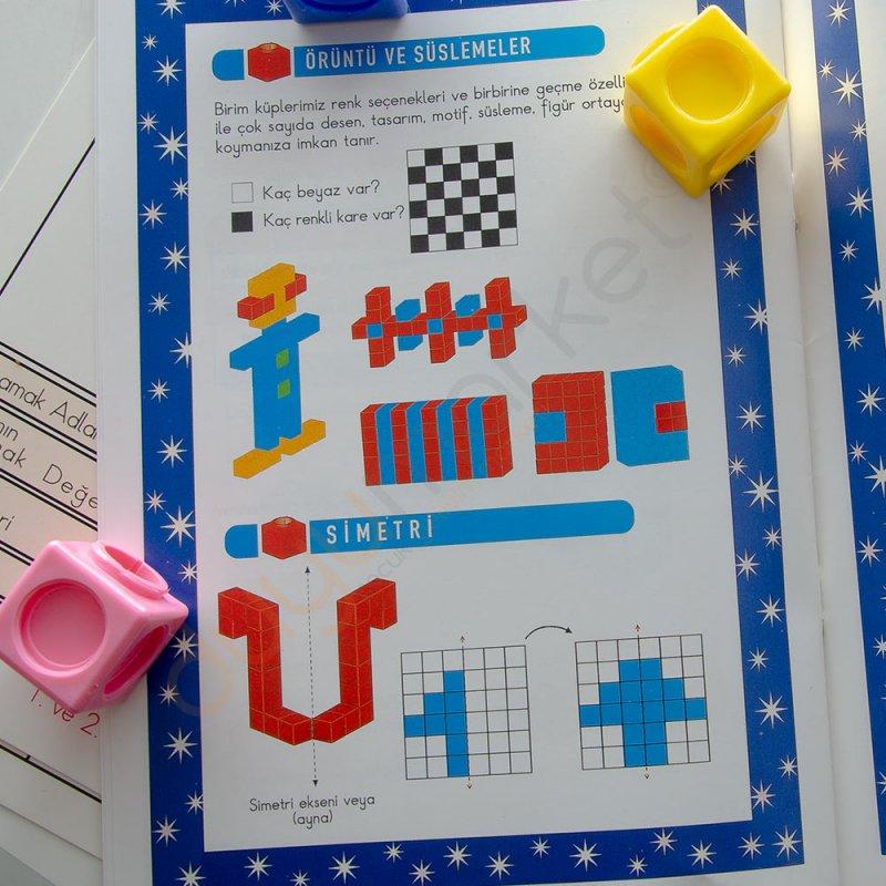 Cok Amacli Matematik Kupleri 105 Parca