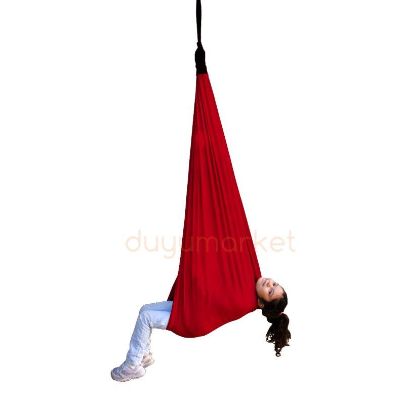 Cuddle Swing Kırmızı (Sarılan Salıncak)