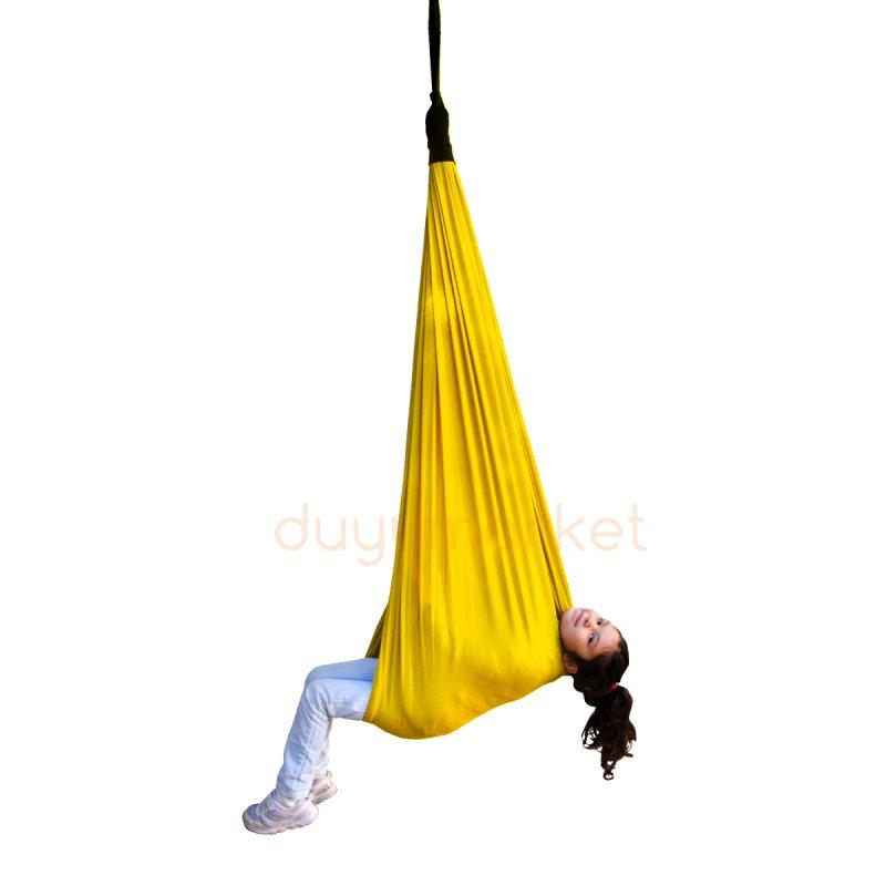 Cuddle Swing Sarı ( Sarılan Salıncak )