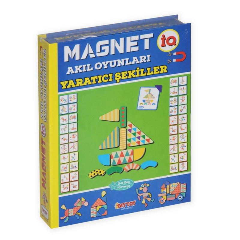 Magnetiq Akıl Oyunları - Yaratıcı Şekiller