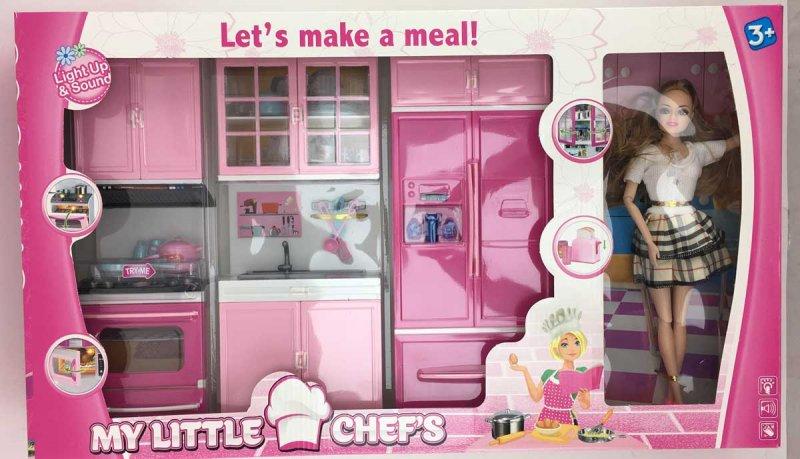 Modern Mutfak Setim 3'lü Ve Bebeğim 2013-2