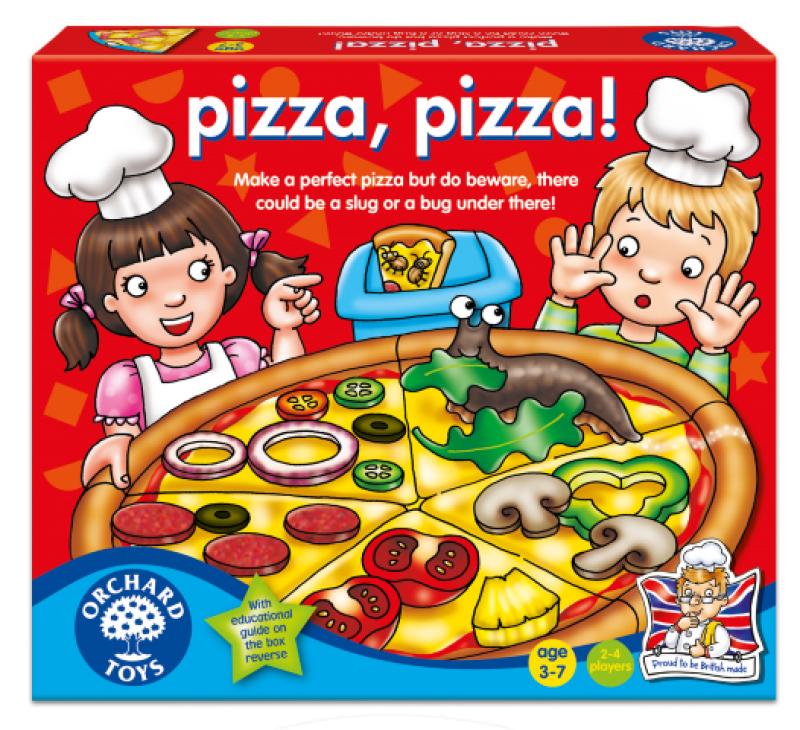 Orchard Pizza Pizza!