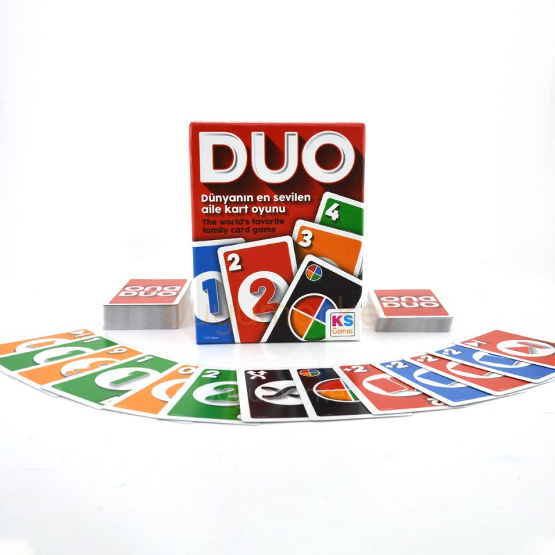 Duo Oyun Kartı