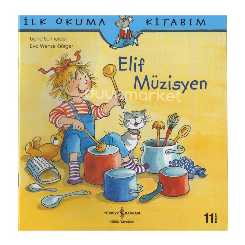 Elif Müzisyen - İlk Okuma Kitabım