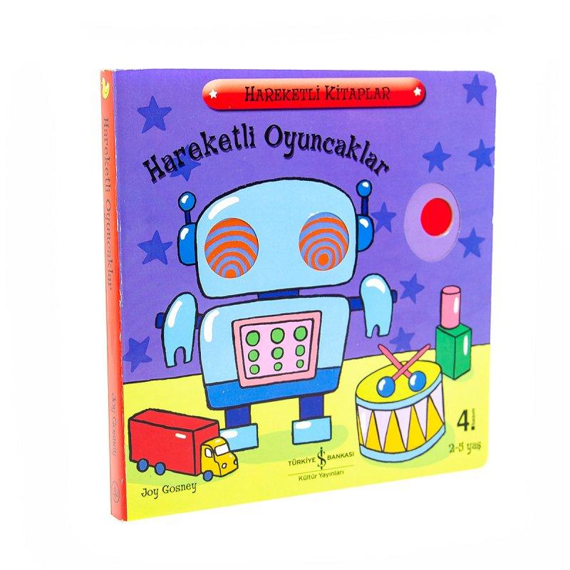 Hareketli Oyuncaklar - Hareketli Kitaplar