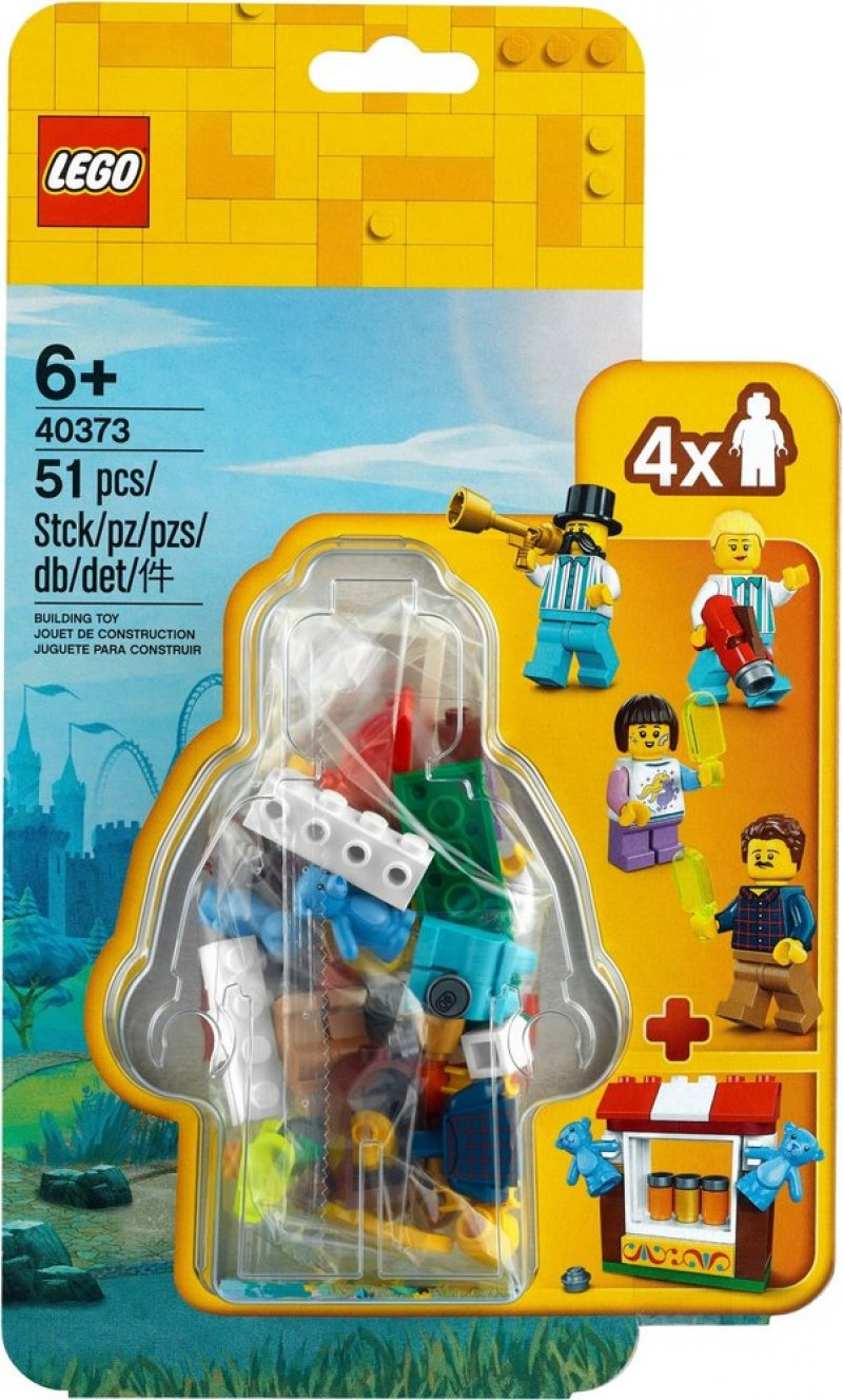 Lego Fairground Accessory Set 40373
