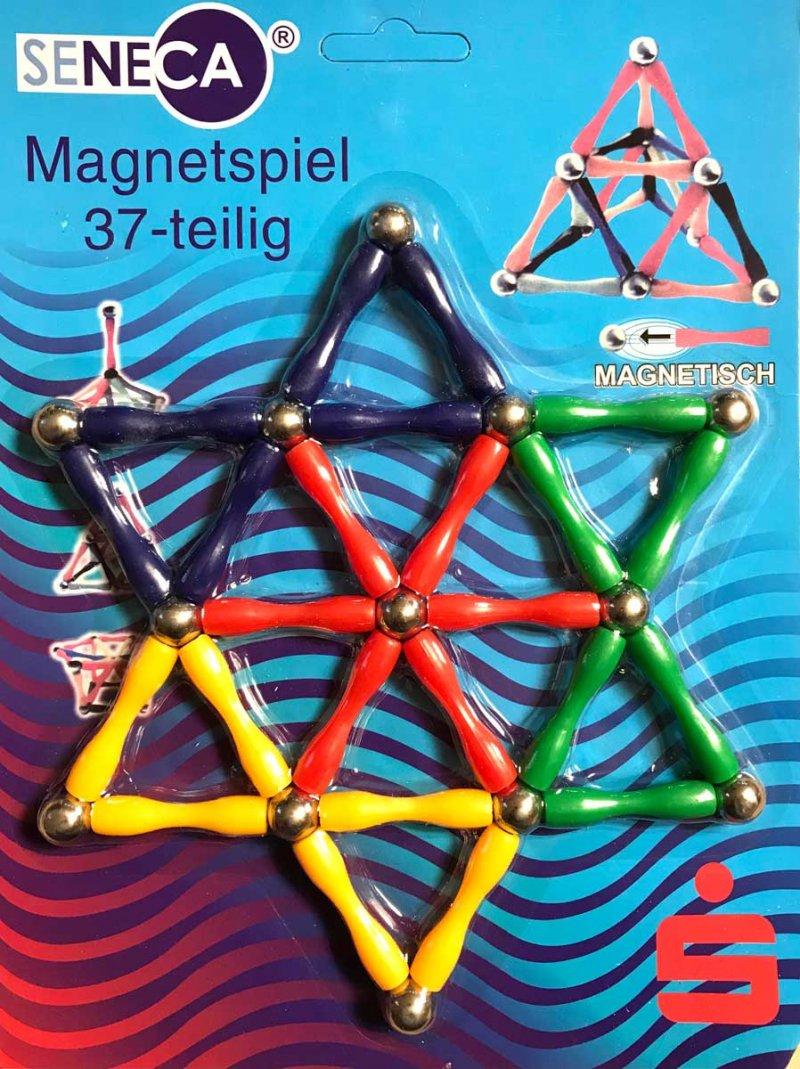 Manyetik Yapı Seti 37 Parça