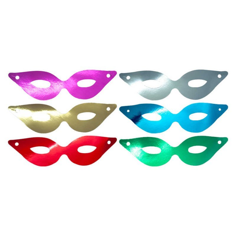 Yılbaşı Maske ( 1 Adet )