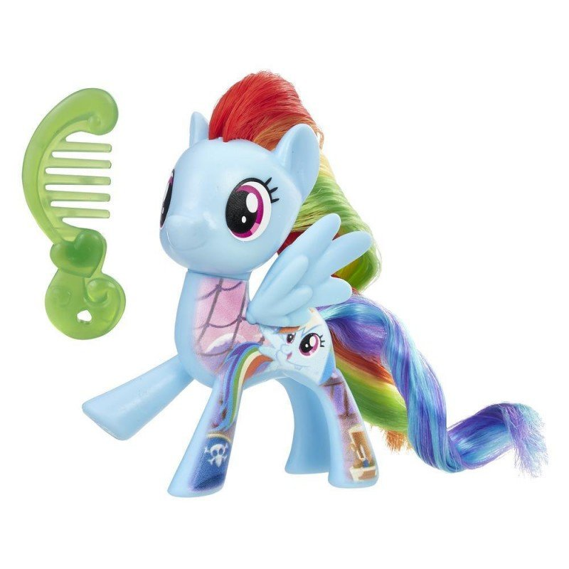 Hasbro My Little Pony Figür - Rainbow Dash