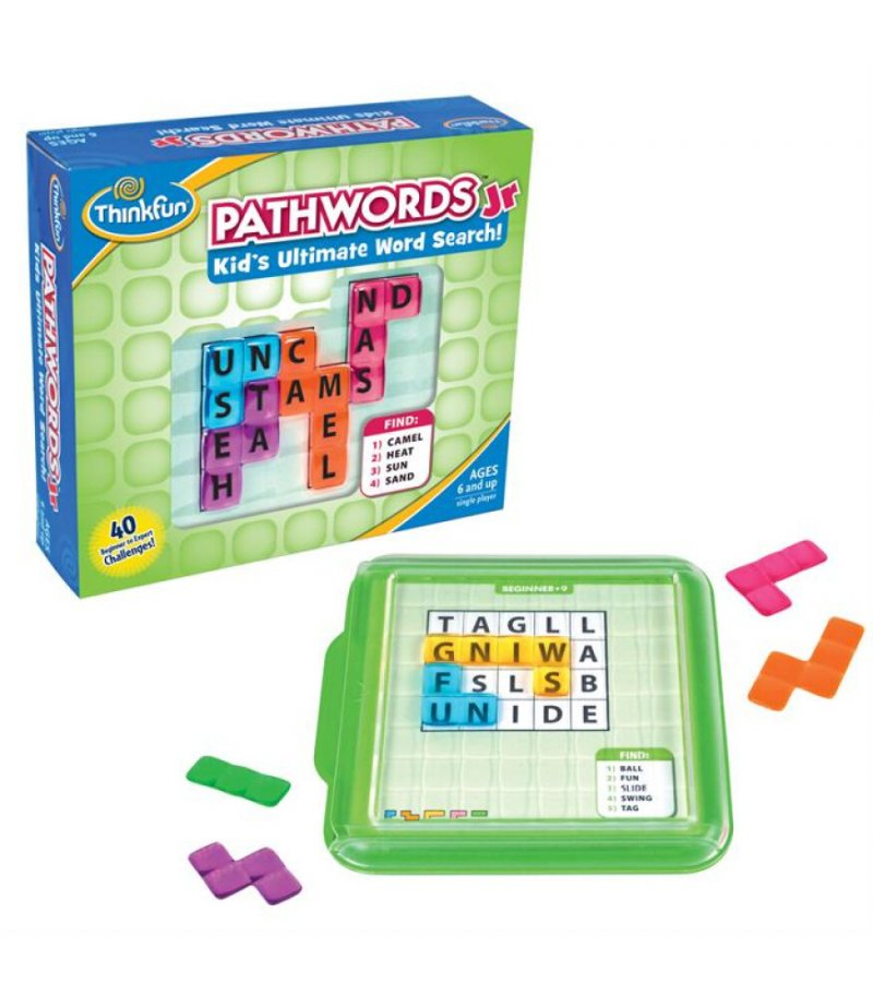 Kelime Avı - Küçük Yaş (Pathwords Jr.) Yaş:6-99