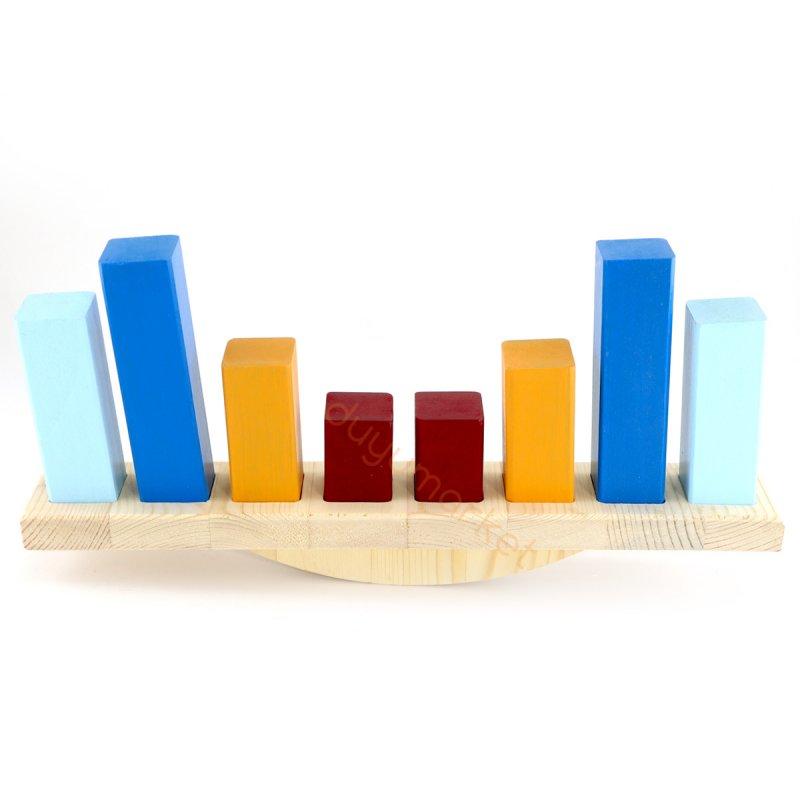 Montessori Eğitici Denge Oyunu