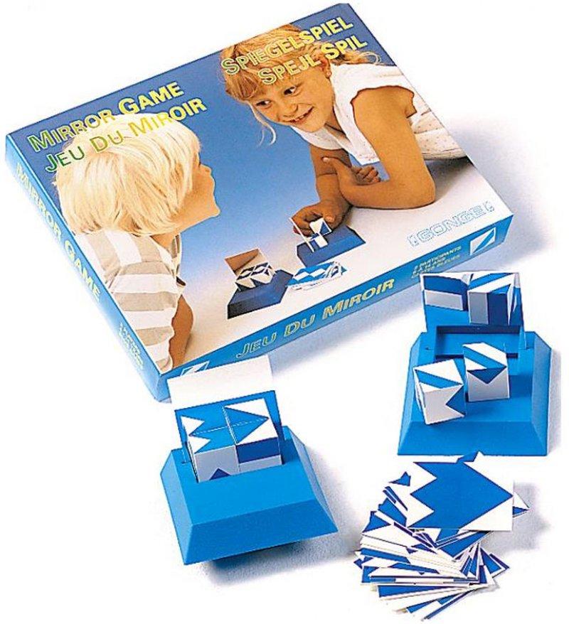 Gonge Ayna Simetri Oyunu Mavi Mirror Game Blue 2003