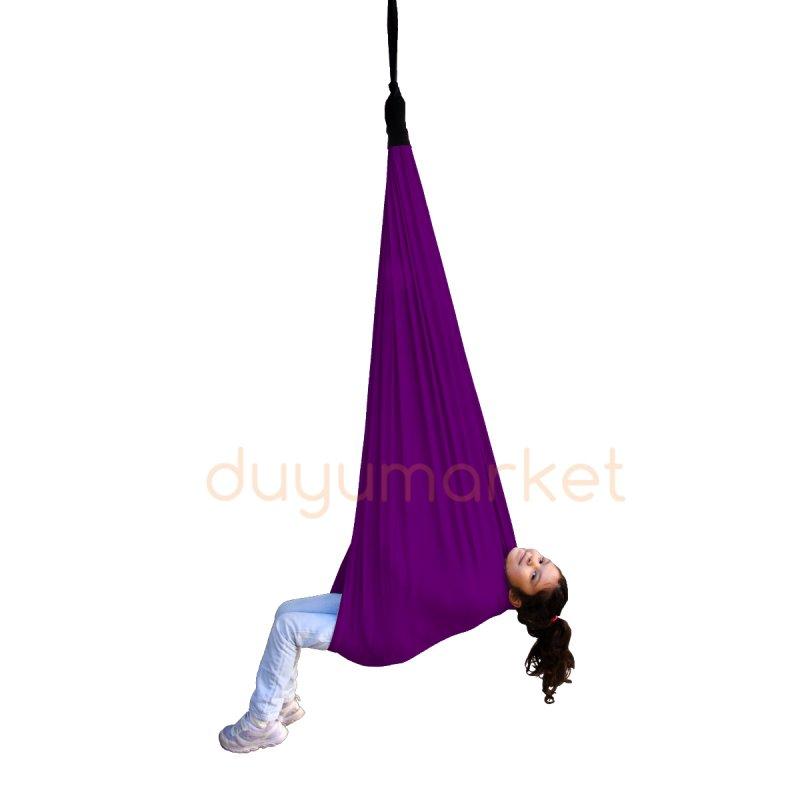 Cuddle Swing Mor (Sarılan Salıncak)