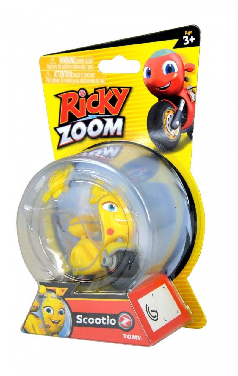 Ricky Zoom Figür Scootio Trz20020