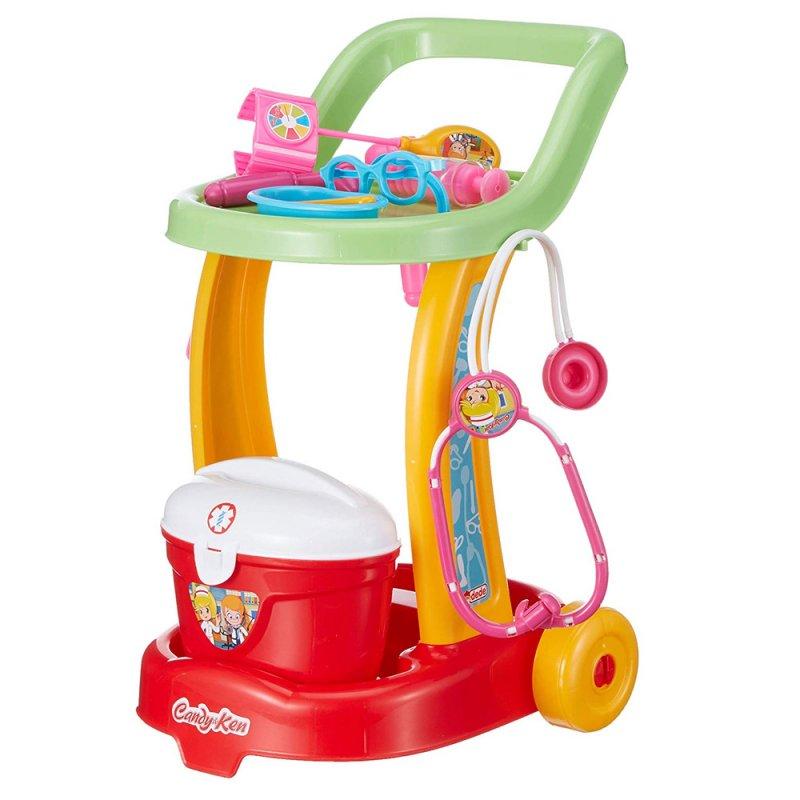 Doktor Servis Arabası Candy & Ken 01963