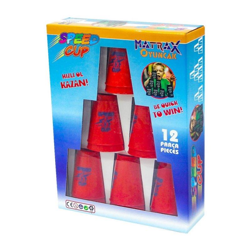 Speed Cup Bardak Oyunu