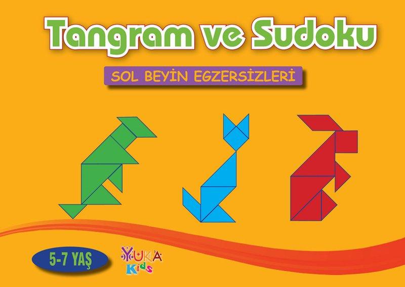 Tangram Ve Sudoku (5-7 Yaş)