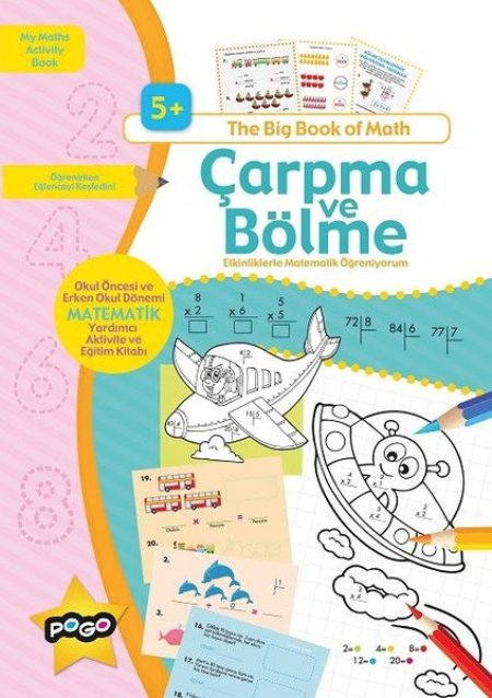 Çarpma Ve Bölme - The Big Book Of Math
