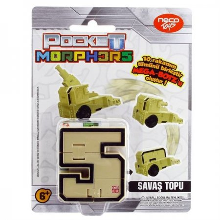 Pocket Morphers No:5