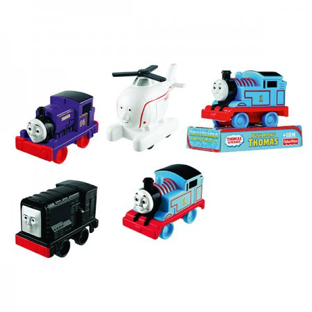 Fisher Price Thomas Friends Cuf Cuf Tren