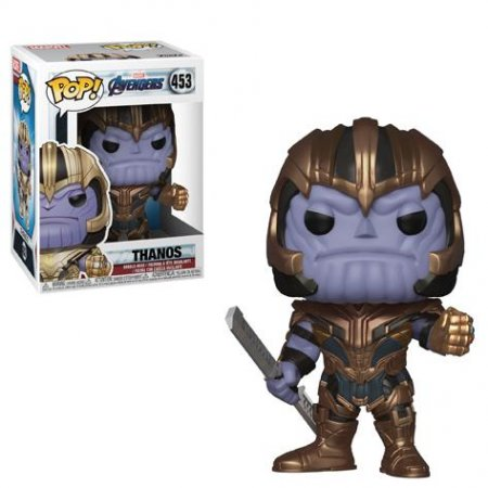 Funko Pop Figür - Marvel Avengers Endgame, Thanos