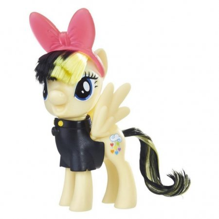 Hasbro My Little Pony Friends All About Songbird Serenade