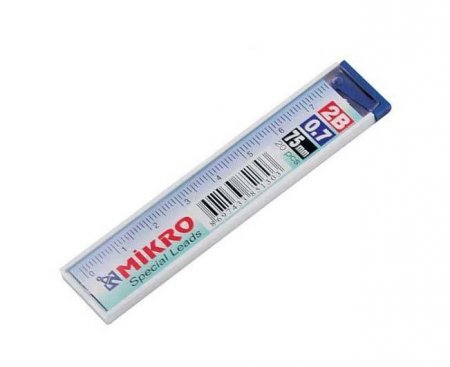 Mikro Versatil Kalem Ucu 75mm 0.7 2b