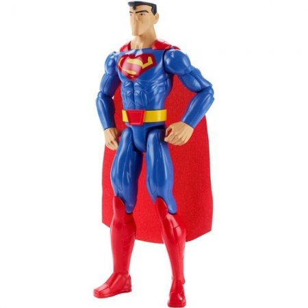 Mattel Justice League Action Superman Figürü 30 Cm