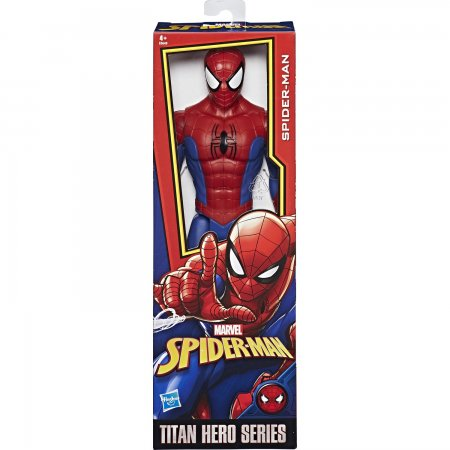 Hasbro Spiderman Titan Hero Figürü