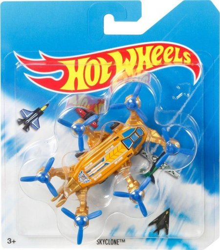 Hot Wheels Helikopter Skyclone