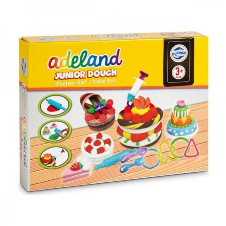 Adeland Junior Dough Pastacı Şef
