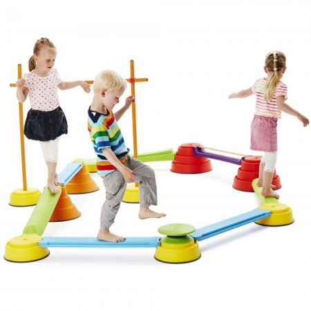 Gonge Denge Eğitim Seti - Build'n Balance Course (Advanced Set) 2239